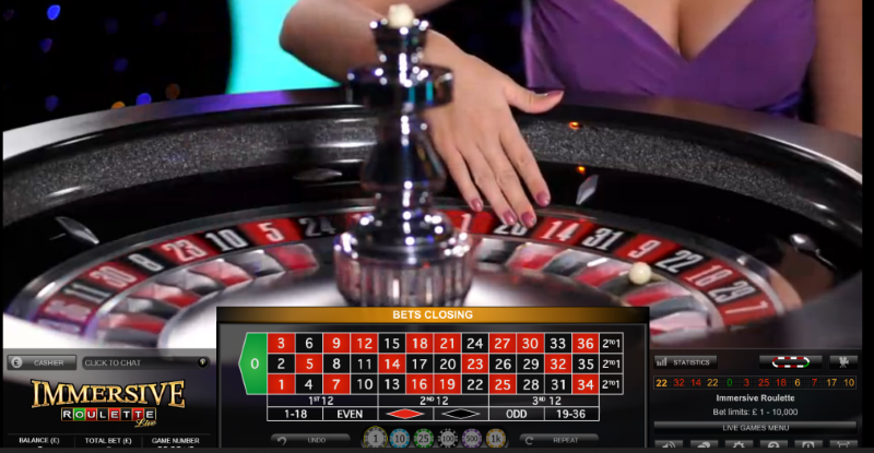 live roulette omnislots